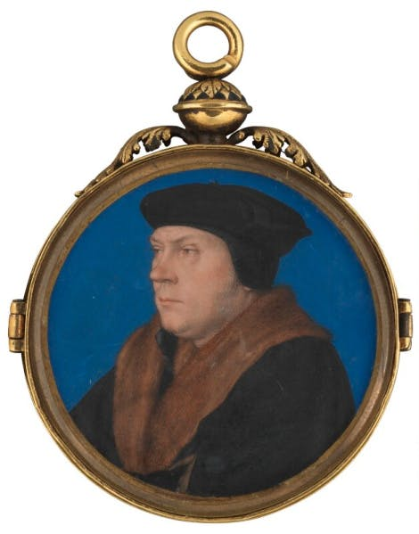 Portrait of Thomas Cromwell, Earl of Essex