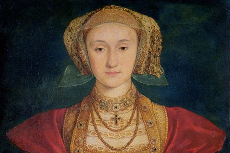 Anne of Cleves painting