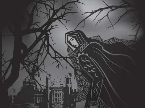 Ghost trail artwork