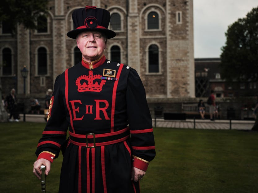 Inside the Tower of London series 2