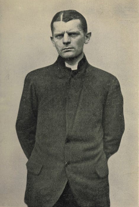 Photograph of Carl Hans Lody