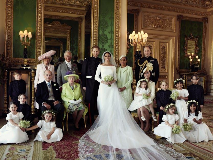 A history of royal weddings | Kensington Palace | Historic Royal ...
