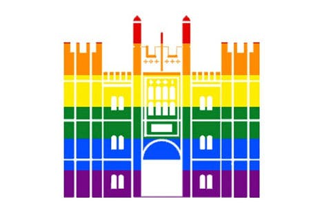 Logo fo Hampton Court Pride at the Palace 2017