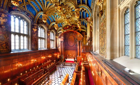 Chapel Royal | Hampton Court Palace | Historic Royal Palaces