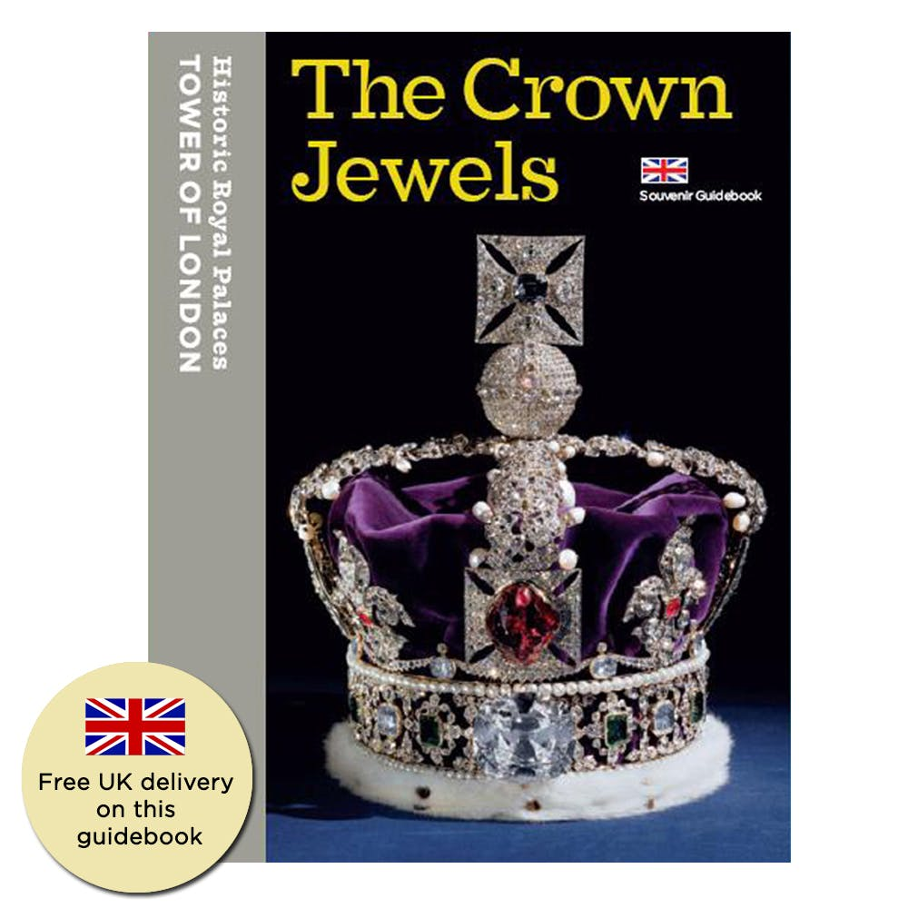 A beautifully illustrated official guide to the Crown Jewels, revealing the regalia and priceless treasures like never before.