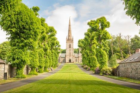 Hillsborough parish church