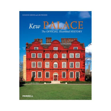 The history of Kew Palace, Britain's smallest royal palace, which became the retreat of King George III and Queen Charlotte.