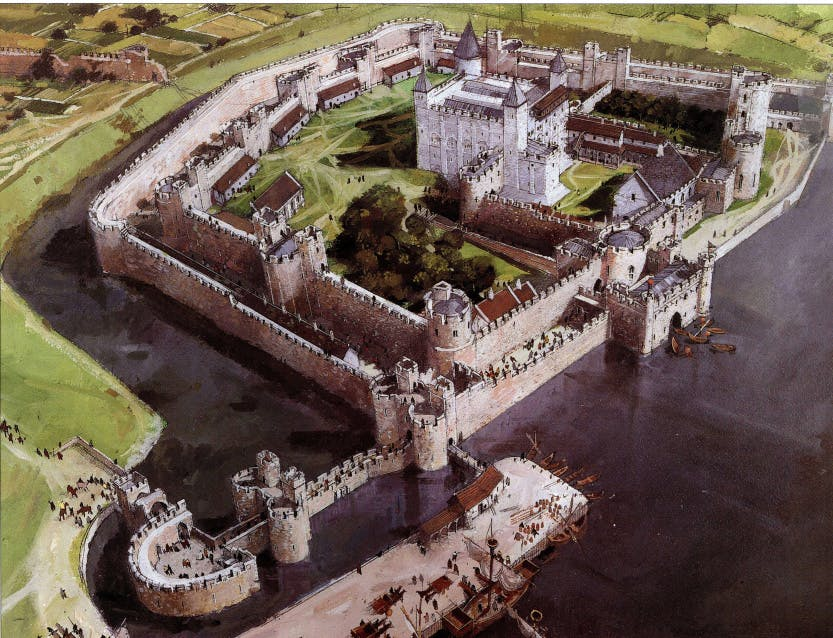a5f0606e4ea86 The story of the Tower of London | Tower of London | Historic Royal ...