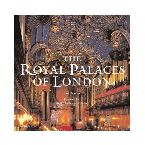 An authoritative history of London's palaces by David Souden, Lucy Worsley and Brett Dolman. Foreword by HRH The Prince of Wales.