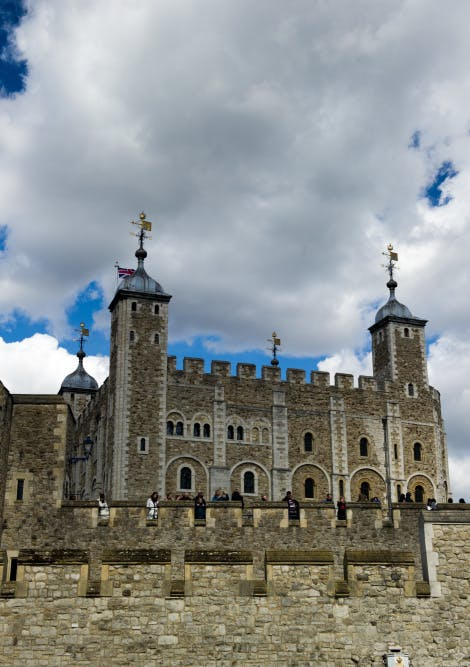The Tower of London prison | Tower of London | Historic