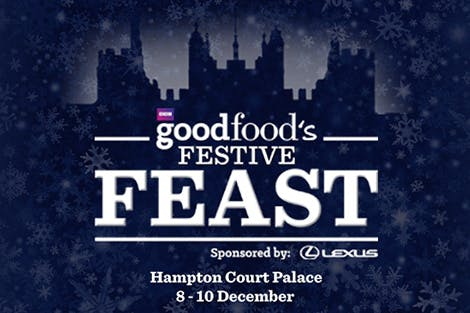 BBC Good Food Festive Feast 2017 logo
