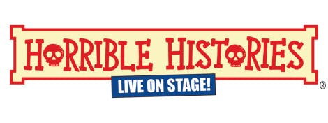Horrible Histories 'Live On Stage' logo