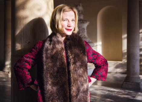 Lucy Worsley, Joint Chief Curator, Historic Royal Palaces