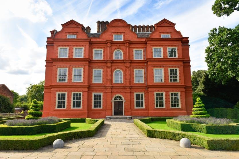 Kew Palace South Front