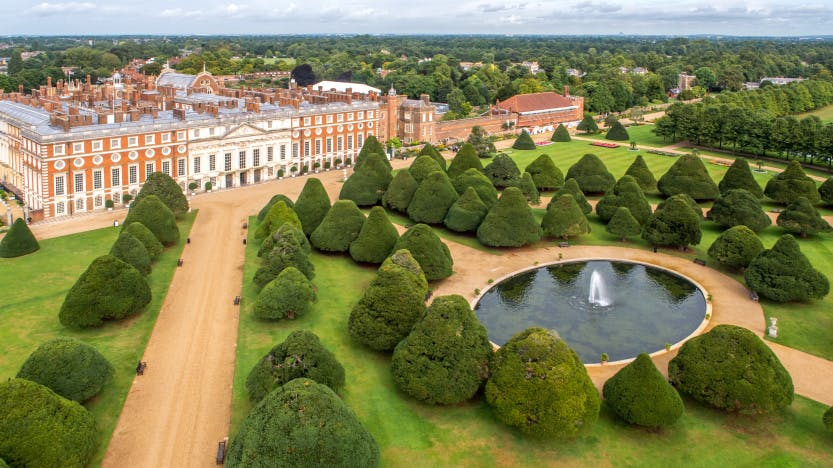 The story of Hampton Court Palace | Hampton Court Palace | Historic Royal  Palaces