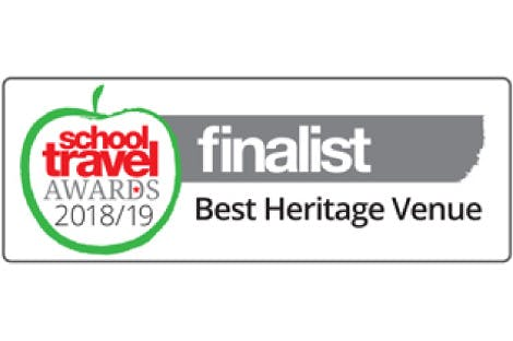 School Travel Awards Finalist logo