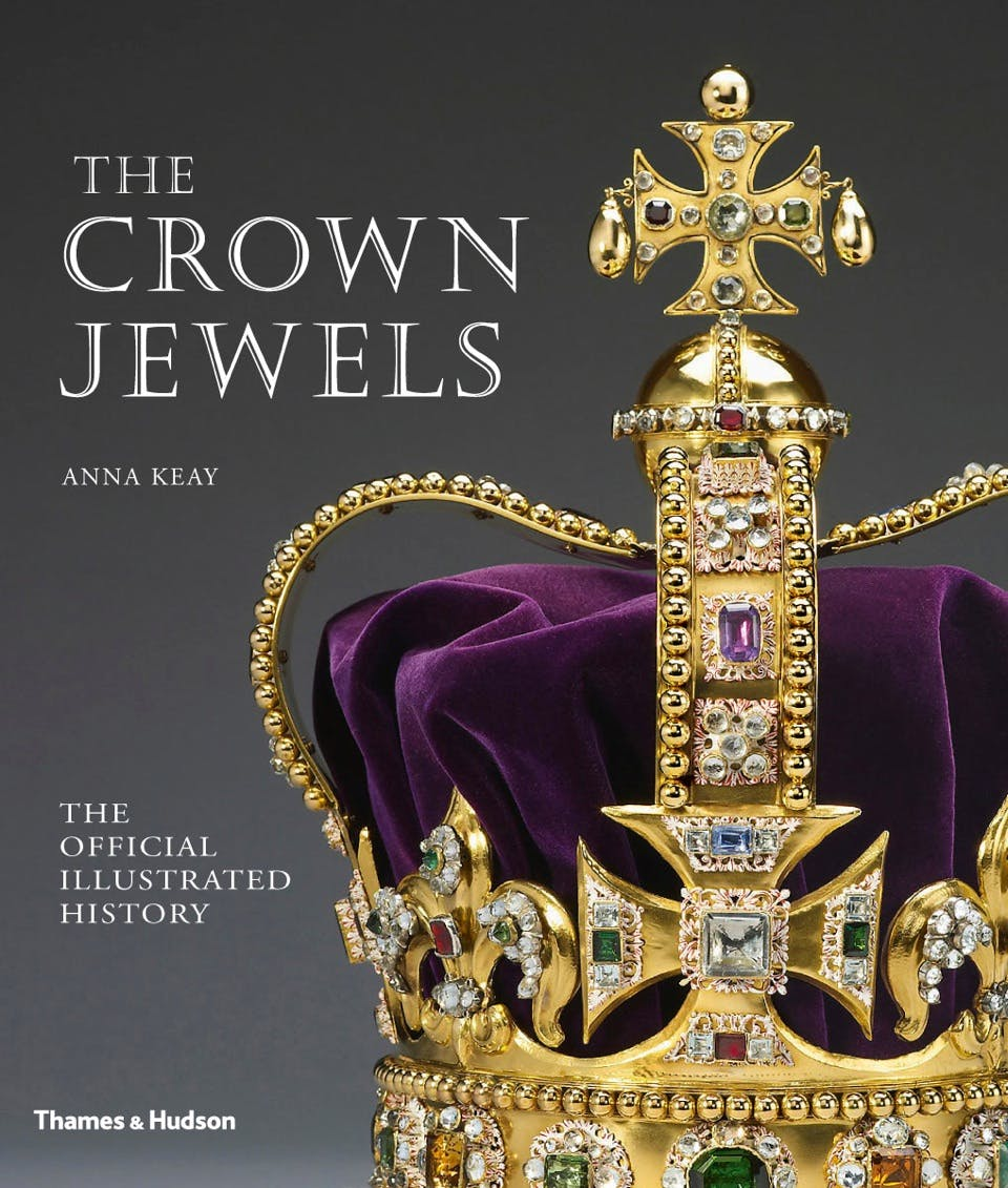 The official illustrated history of the Crown Jewels