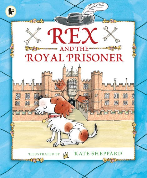 Action-packed children's picture book. Read about the scruffy dog who helps King Charles I escape imprisonment.