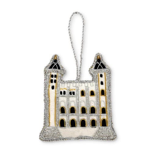 Our exclusive glittering and sparkling decoration of the White Tower, the centre of the Tower of London