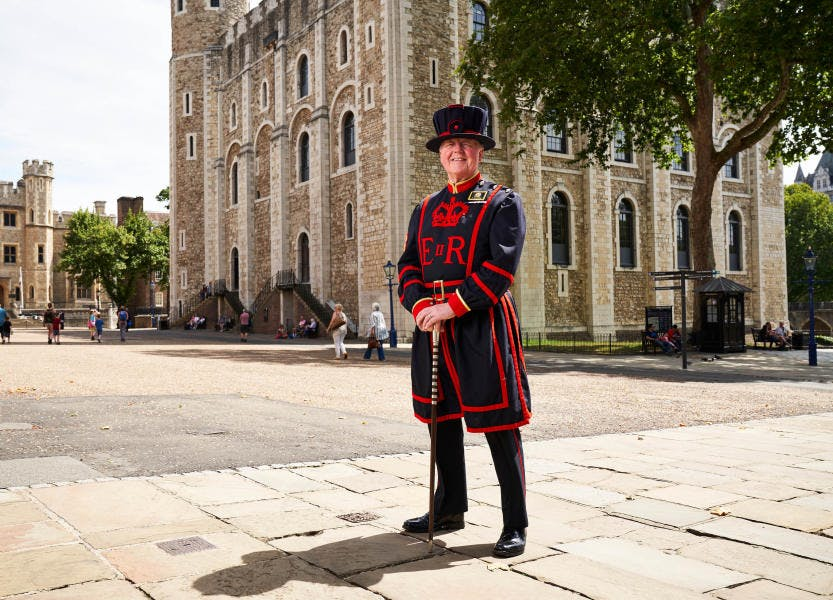 Chief Yeoman Warder, Tower of London