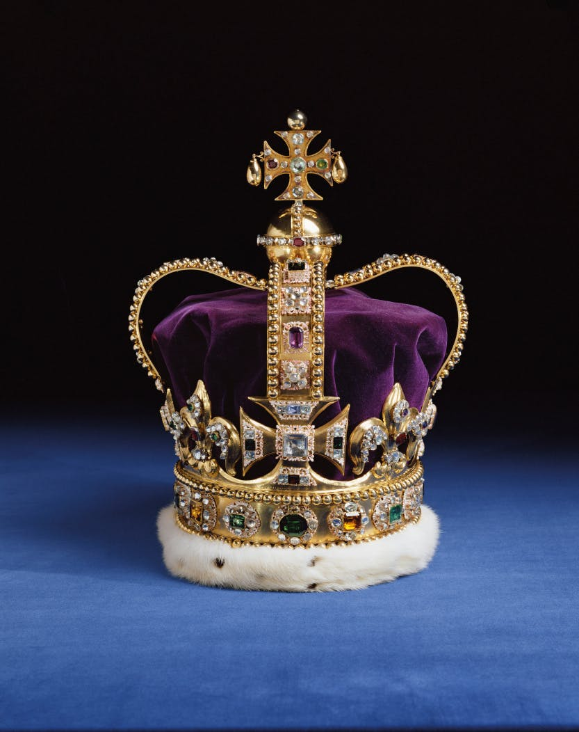 Photo of St Edward's Crown