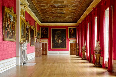 The King's Gallery at Kensington Palace
