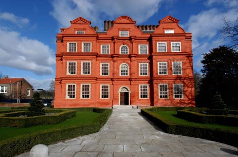 Kew Palace south front