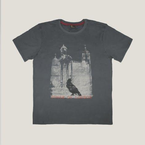 Tower of London raven black t-shirt