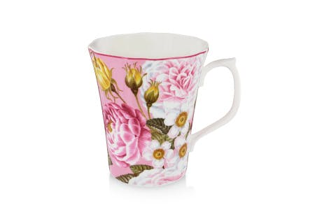 This fine bone china mug is made in Staffordshire, England using traditional methods. Exclusive to Historic Royal Palaces.