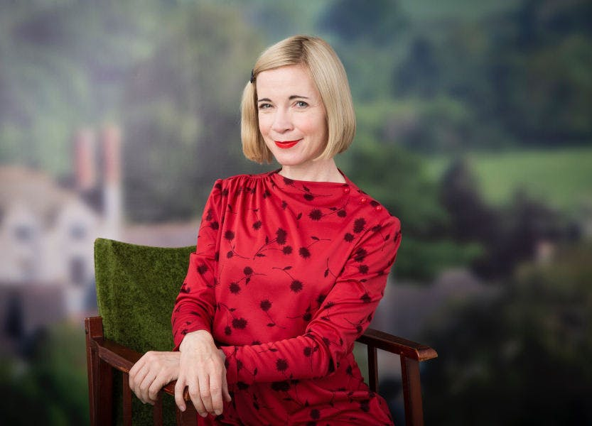 Lucy Worsley, Joint Chief Curator