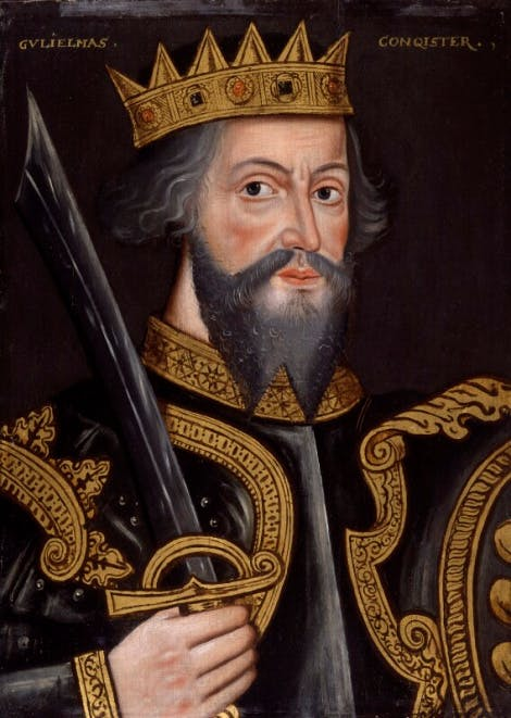 King William I ('The Conqueror') by Unknown artist