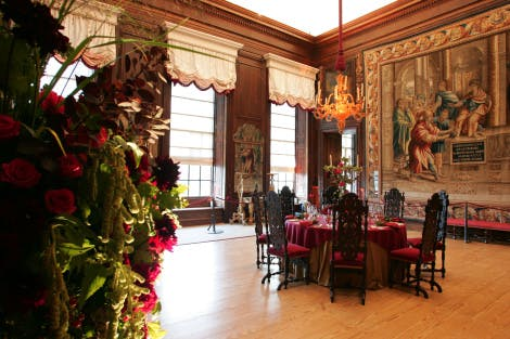 Hampton Court Palace The King's Eating Room