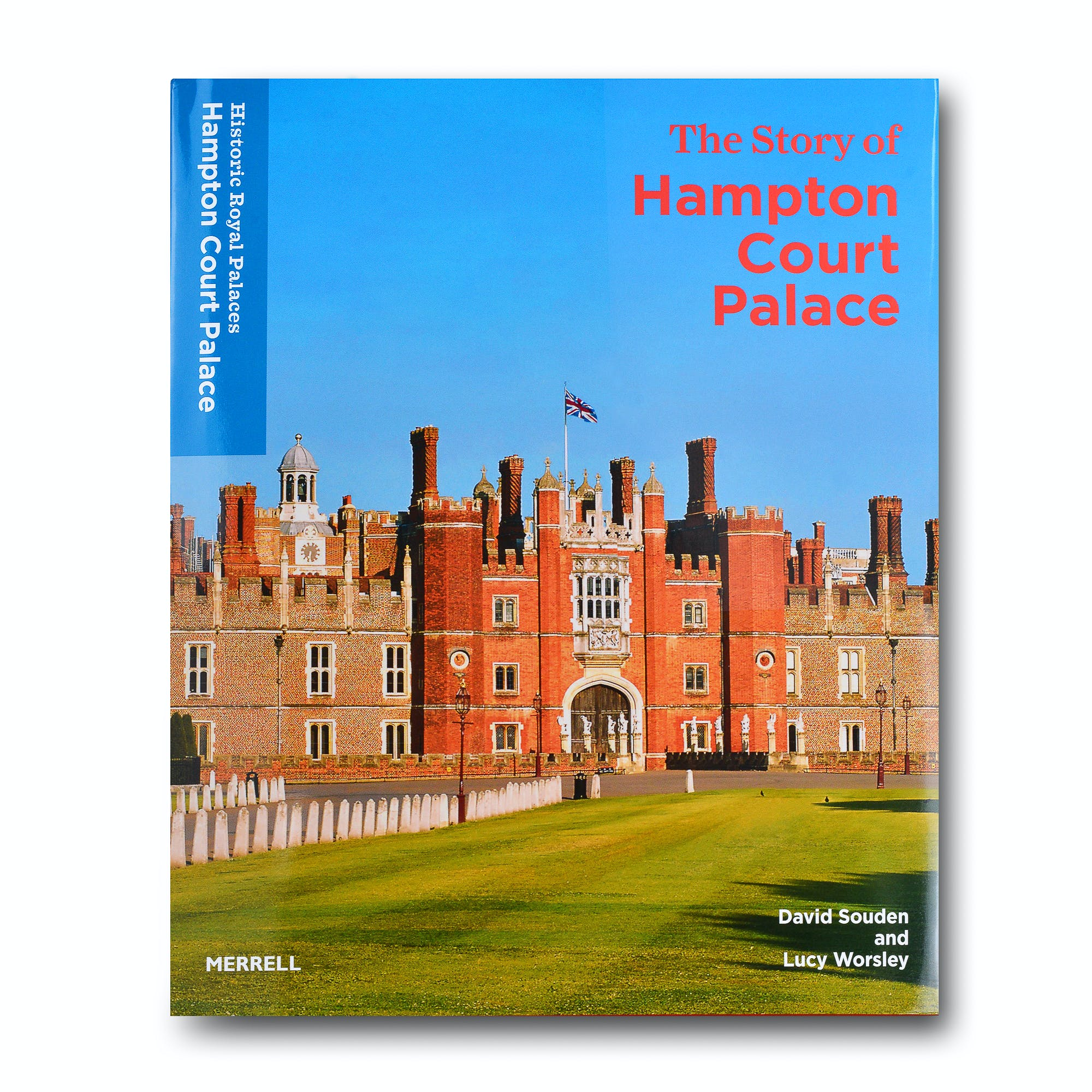 Written by Lucy Worsley, Chief Curator of Historic Royal Palaces, this book explores Hampton Court Palace's rich history.