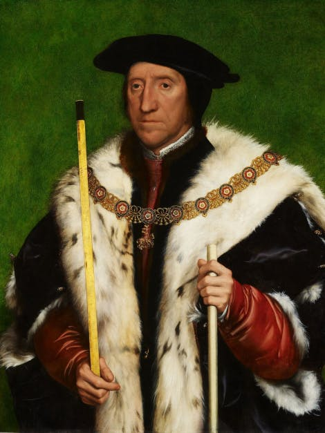 Portrait of Thomas Howard, Third Duke of Norfolk, c.1539