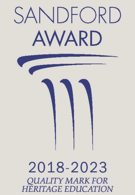 Sandford Award logo
