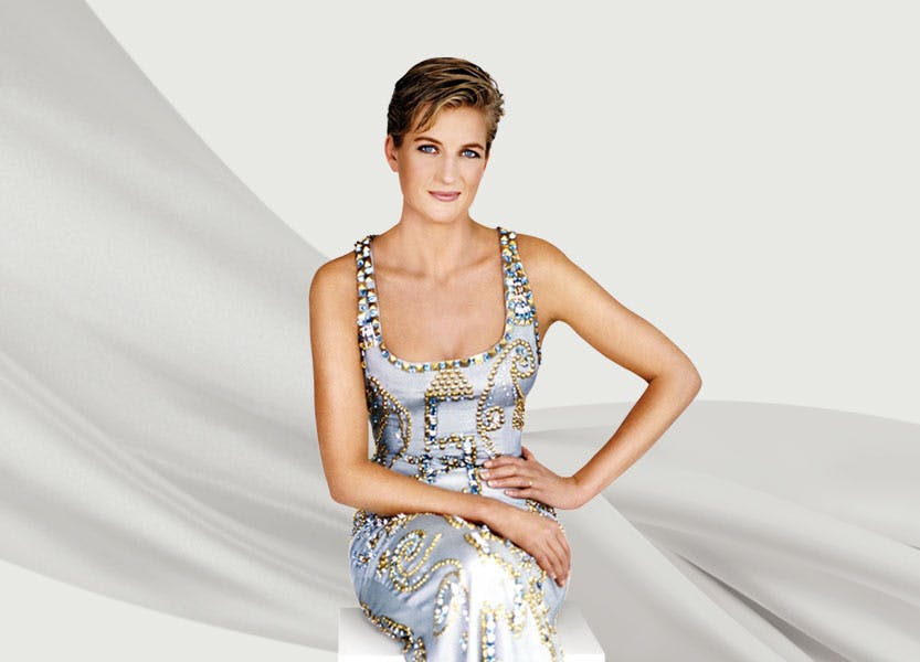 Promo image from Diana: Her Fashion Story