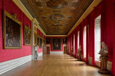 Photo of The King's Gallery at Kensington Palace