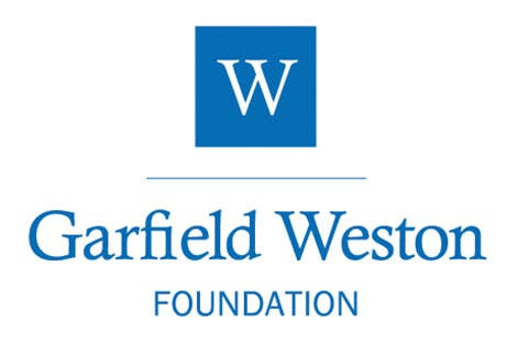 Garfield Weston logo on a white background