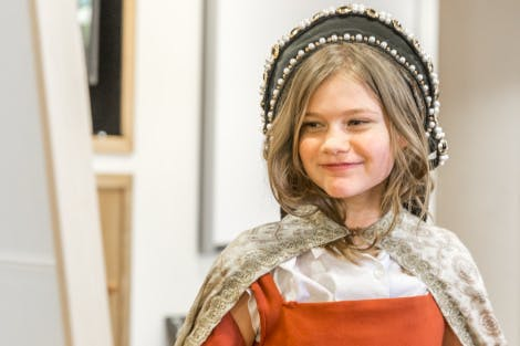 SEND School Session at the Tower of London
