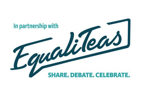 EqualiTeas partnership tag logo