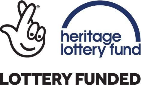 Heritage Lottery Fund (HLF) Logo