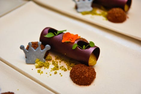 'Kew Grow Bag' dessert by Ampersand Events