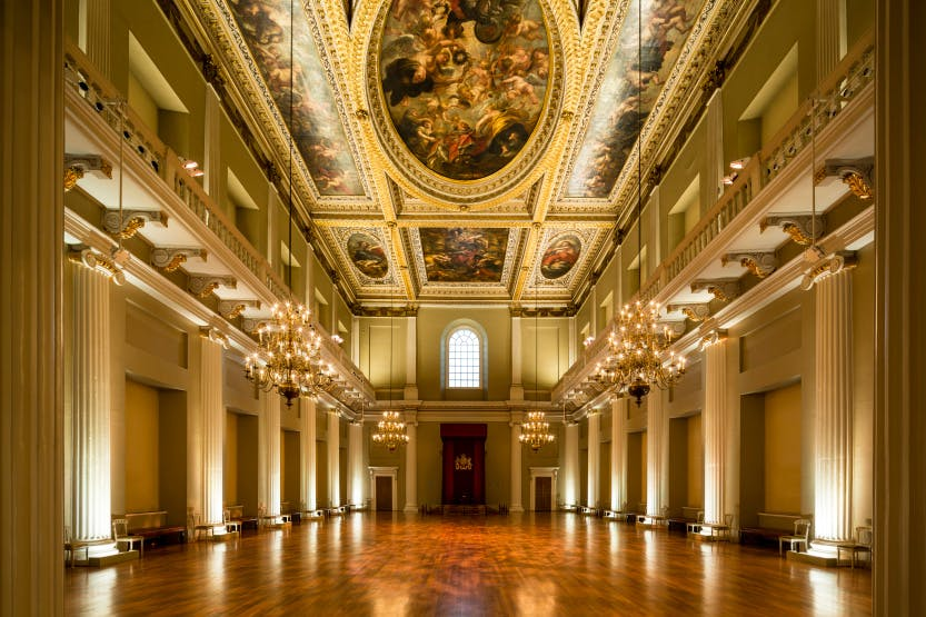 Banqueting House interior