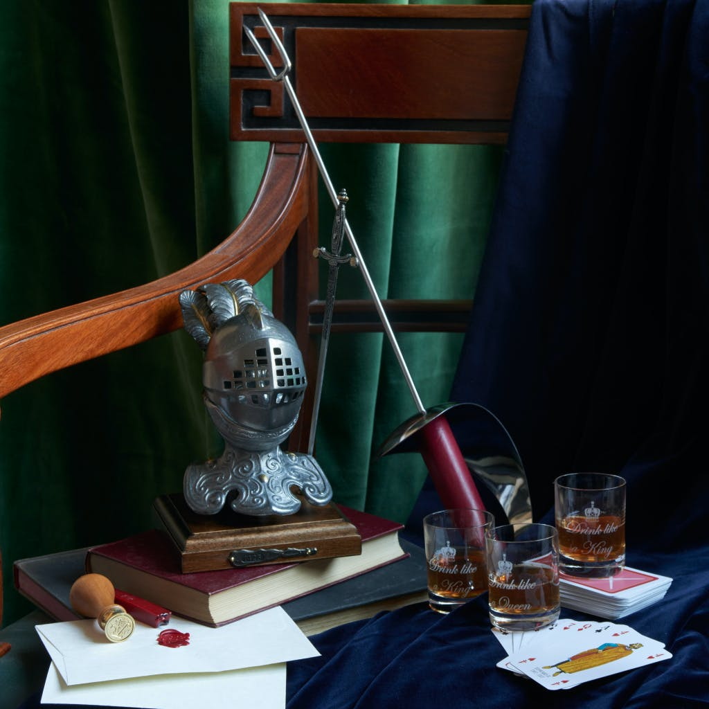Gift collection of Medieval inspired gifts from Historic Royal Palaces Shop