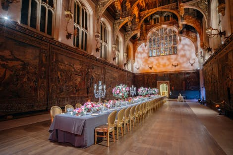 Great Hall Private Dinner