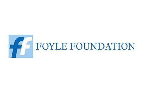 Foyle Foundation logo on a white background.