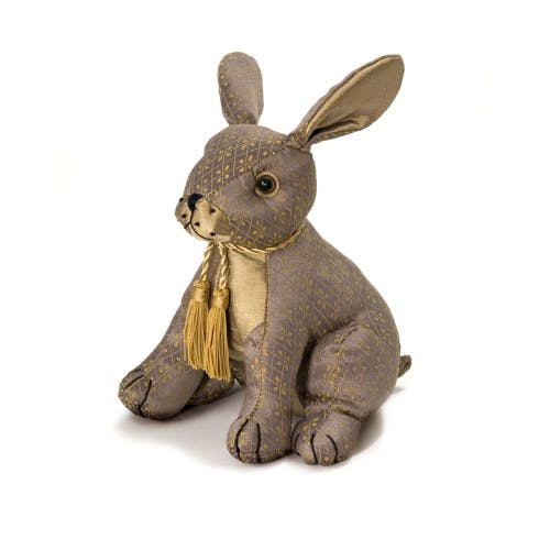 Luxury Rabbit Doorstop