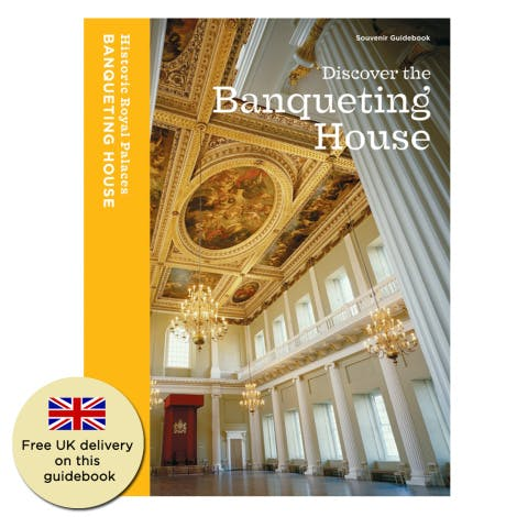 Packed with fascinating history and colour photographs, 'Discover the Banqueting House' is the essential guide to your visit.