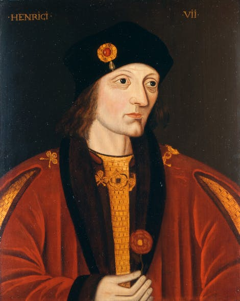 Portrait of Henry VII (1457-1509), c.1550-1699, RCIN 404743 / Royal Collection Trust