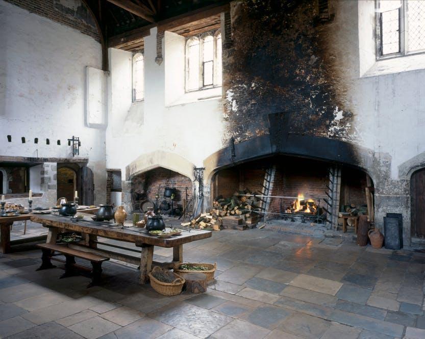 Image result for hampton court kitchen